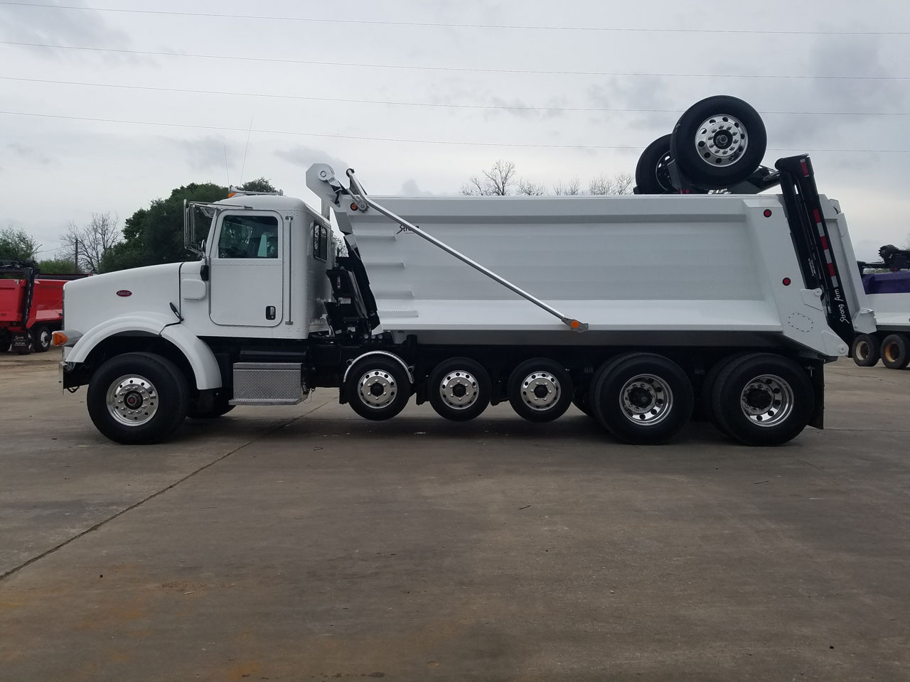 1 ton dump truck for sale autos post. Black Bedroom Furniture Sets. Home Design Ideas