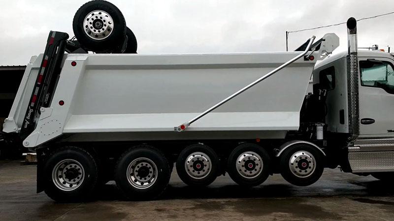 super dump super 18 dump truck for sale 2018 kenworth t880. Black Bedroom Furniture Sets. Home Design Ideas