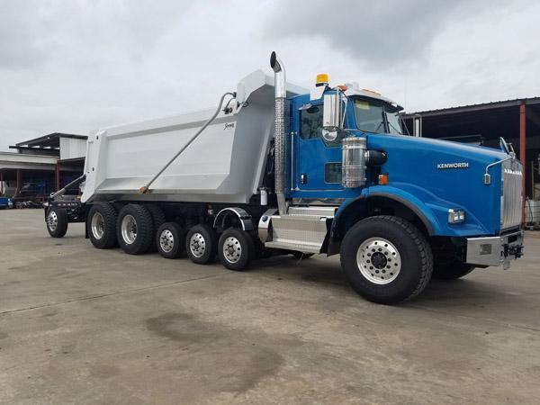 Super Dump 18 Truck For Sale