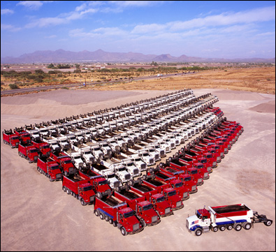 Super Dumps - World's Largest SuperDump® Fleet - Super Dump Trucks