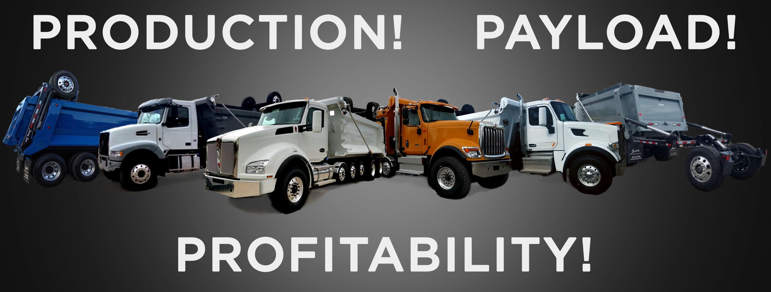 SuperDumps® - Strong Industries Inc - The Super Dump Truck